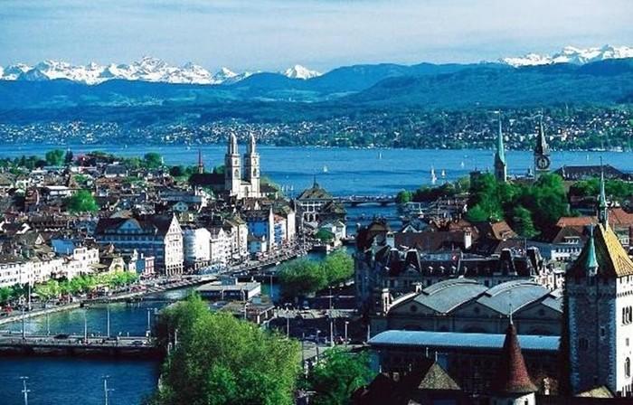 Самые чистые города   топ 25: Гамбург, Чикаго, Копенгаген и другие
