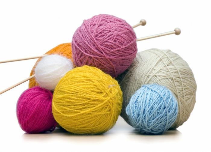 Магазин пряжи для вязания