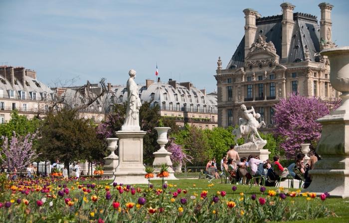 сад тюильри в париже фото 1 (700x448, 406Kb)