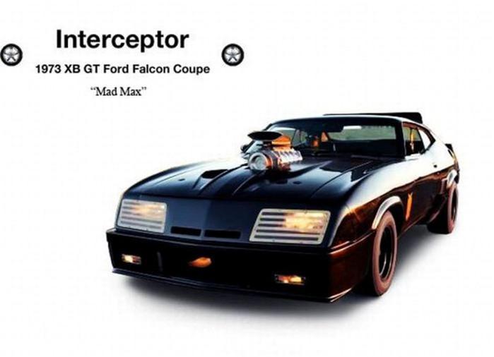 Самые известные автомобили из фильмов и сериалов: настоящие названия и фото