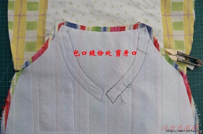 Шьем сумку интересного дизайна. Выкройка и мк (14) (690x457, 169Kb)