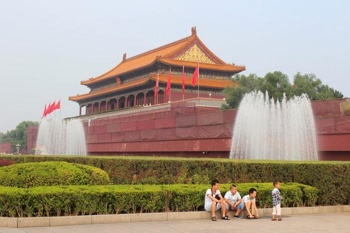 Город Янчжоу   прекрасный китайский сад