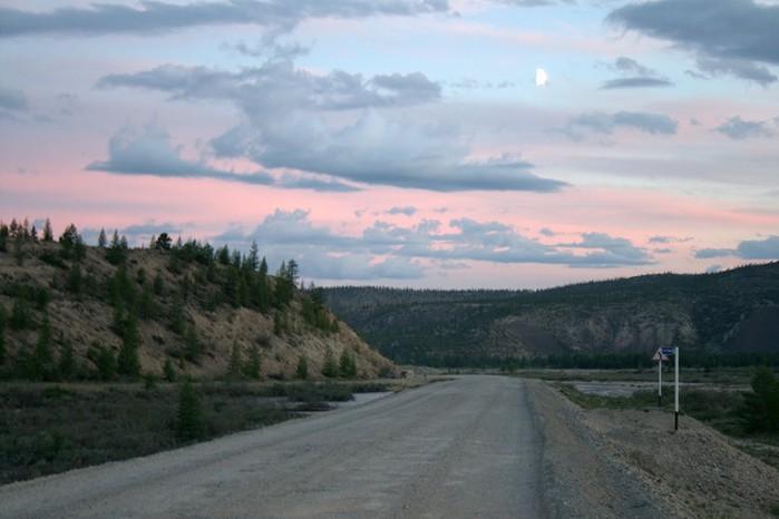 Что такое Колымский тракт? Это страшный холод и жуткая дорога
