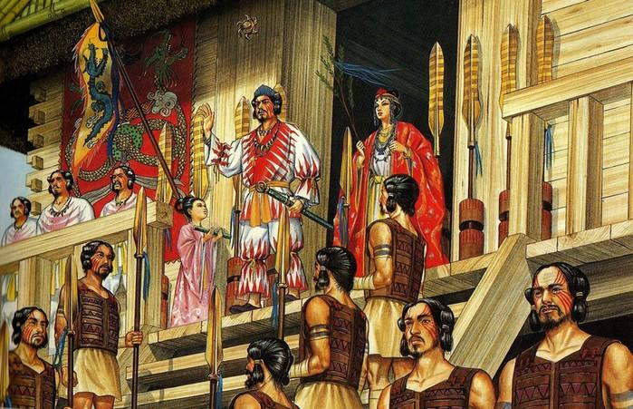 Дошли из глубины веков - самые древние государства мира