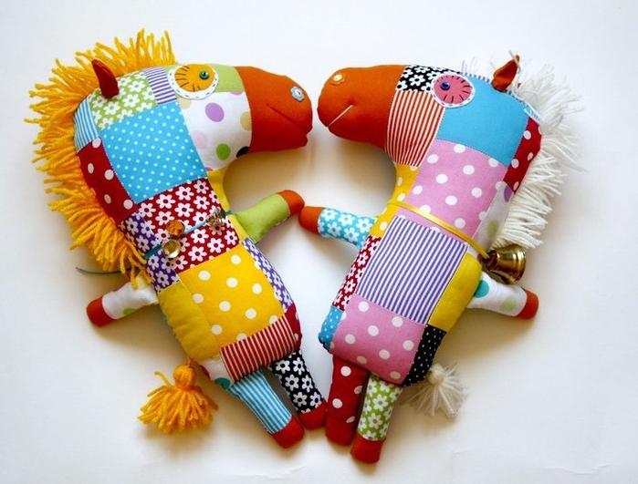 Ручное шитье для детей