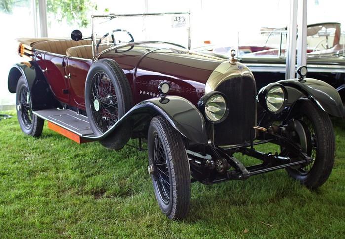 История автомобилей Bentley - история автомобильной компании