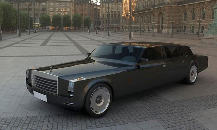 Отечественные суперавтомобили для российской элиты