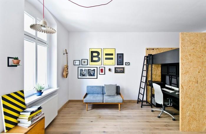 131935844 101316 0755 5 Квартира и студия площадью 37 квадратов в Польше