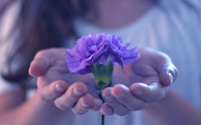 flower-hands-girl-mood (700x437, 36Kb)