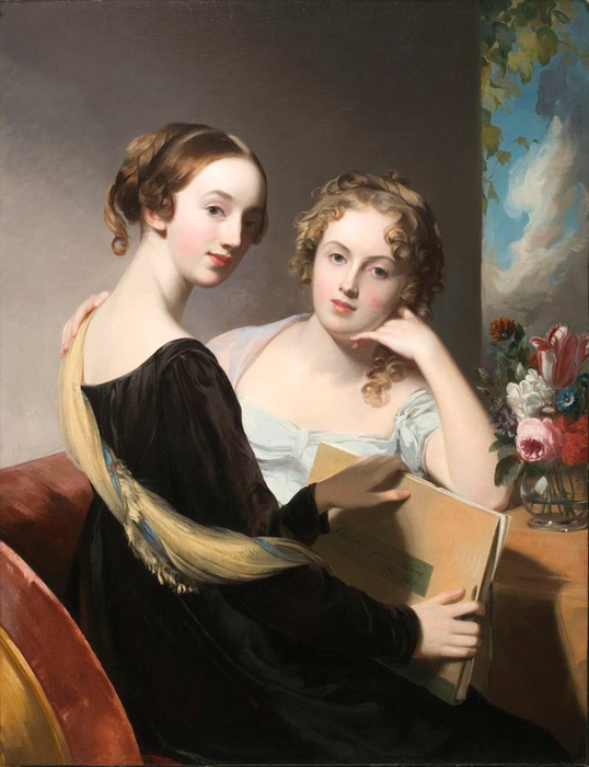 800px-Thomas_Sully_Portrait_of_the_Misses_Mary_and_Emily_McEuen_LACMA_M2008_222_2 (538x700, 329Kb)