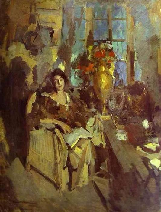 Портрет женщины (1912) (533x700, 383Kb)