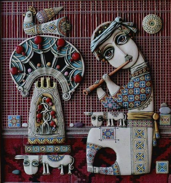 керамические панно Цолака Шагинян 8 (600x643, 444Kb)