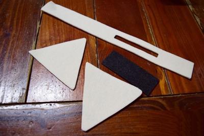 Треугольный кошелек из фетра своими руками (2) (400x266, 117Kb)