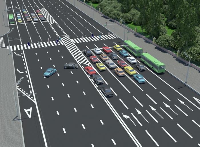 Автошкола — Левый поворот: все особенности, видео с пояснением, правила