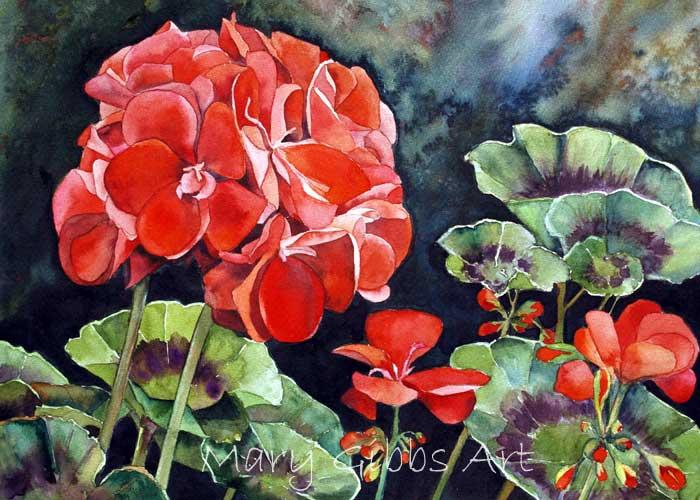 geraniums (700x500, 367Kb)