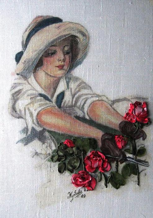 Художник Ирина Praleska8 (493x699, 489Kb)
