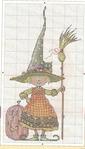 Превью схемы для вышивания хэллоуин 9Р° (399x700, 344Kb)