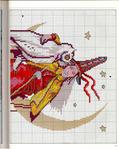 Превью схемы для вышивания хэллоуин 8Рє (559x700, 442Kb)