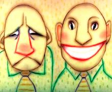 Тест оптимист пессимист с картинками