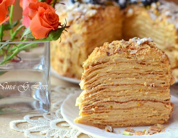 Рецепты торта дома