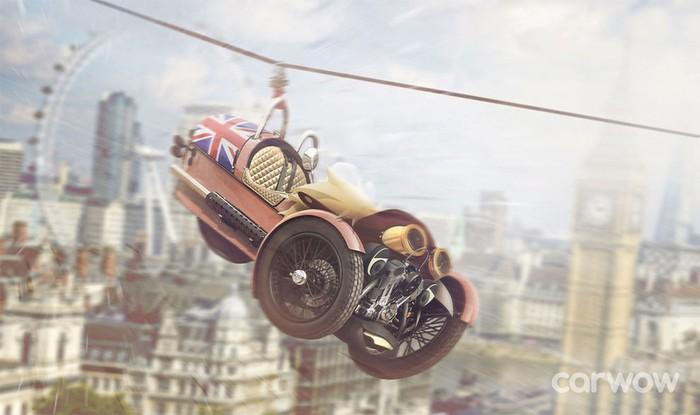 Что, если бы мировые лидеры были автомобилями… Карикатуры CarWow