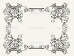 Превью depositphotos_21986611-Original-Renaissance-Ornate-Frame- (700x527, 223Kb)