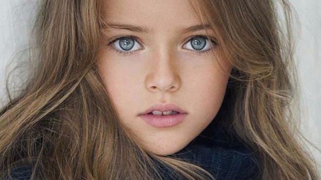 смотреть фото детей моделей