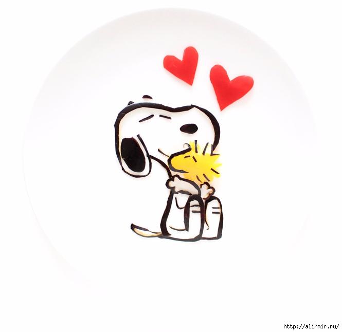 шедевры из остатков продуктов любовь красный желтый перец (665x646, 87Kb)