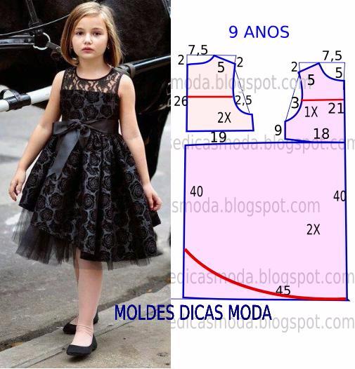 20 моделей потрясающих платьев и сарафанов для маленьких модниц (505x526, 217Kb)
