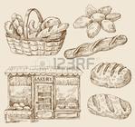 Превью 12971008-Хлеб---рисованной (450x422, 205Kb)