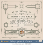 Превью stock-vector-frame-border-ornament-and-element-in-vintage-style-90092998 (450x470, 149Kb)