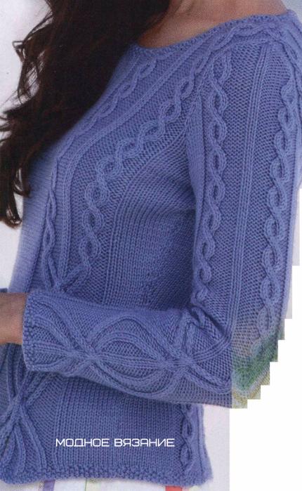 Нарядные пуловеры
