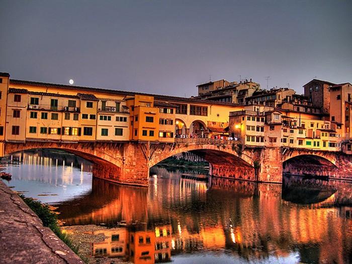 Самые необычные мосты в разных странах   фотографии