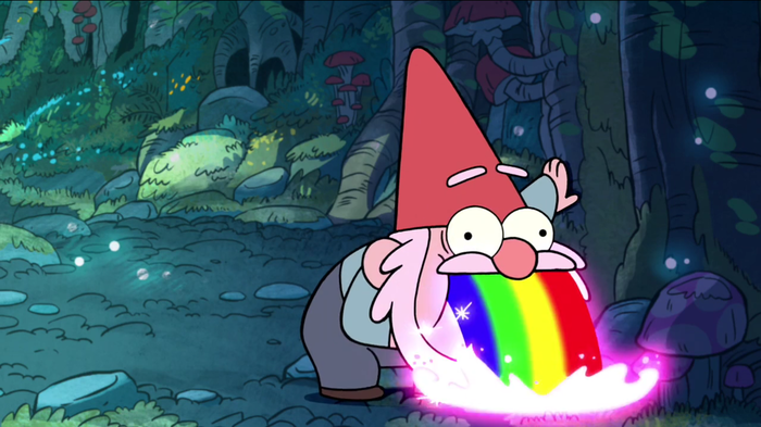 2757491_Gravity_Falls_Gnome_Throwing_up (700x393, 374Kb)