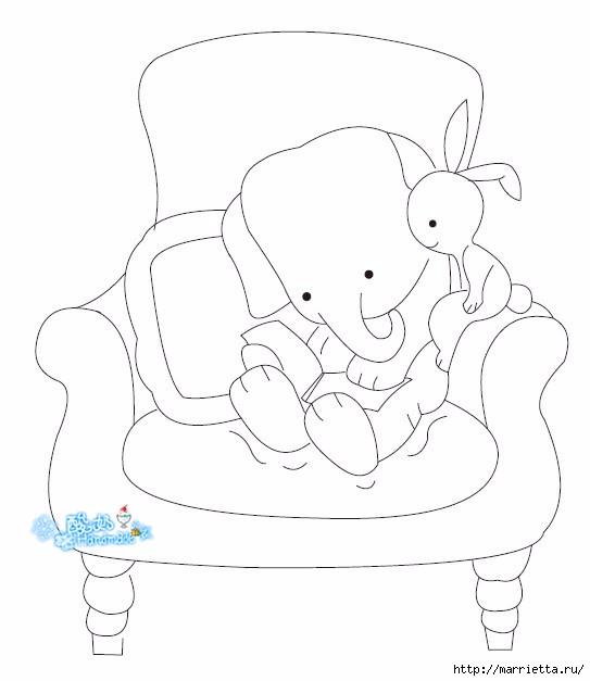 Лоскутное панно в детскую комнату (26) (543x627, 88Kb)