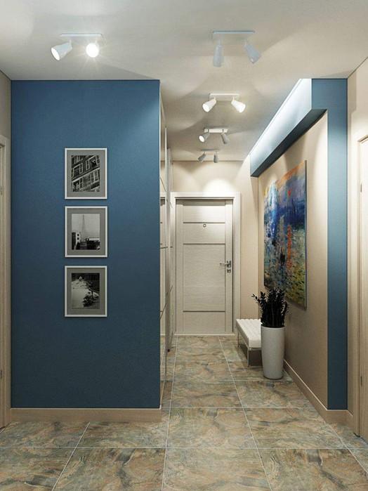 Картины Моне вдохновили дизайнеров интерьера