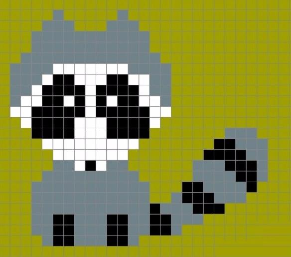 Крючком. Детский плед со зверюшками (3) (584x515, 217Kb)
