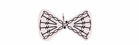 Вяжем крючком ушастых зайцев. Схемы и описание (14) (472x154, 26Kb)