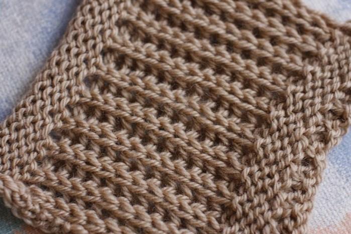 вязание отделка горловины разные способы