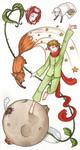 Превью маленький РїСЂРёРЅС† иллюстрации 9 (374x700, 248Kb)