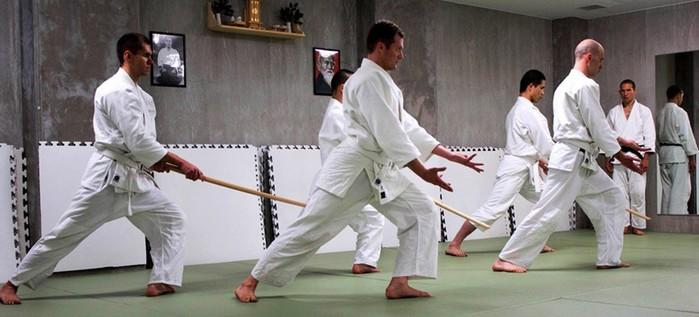 Айкидо: боевое искусство гармонии и мира и судьба одного человека