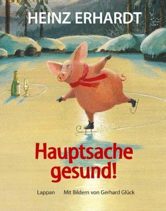 Добродушные карикатуры культового художника Герхарда Глюка