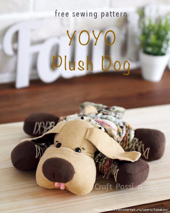 yoyo-dog-pattern (560x700, 247Kb)