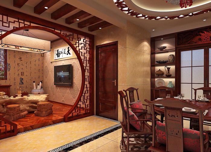 Кухня в китайском стиле 4 (700x504, 479Kb)