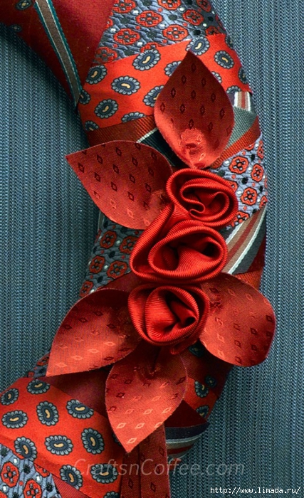 领带的第二次生命 (8)圣诞礼物 - maomao - 我随心动