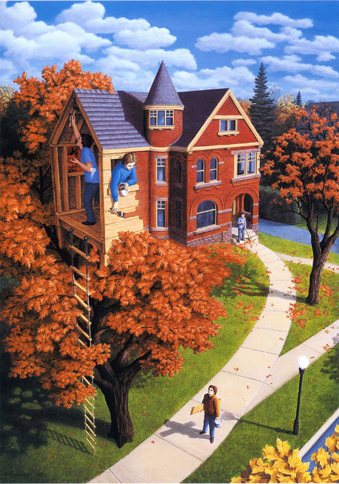 Rob Gonsalves Tutt'Art@ (24) (490x700, 570Kb)