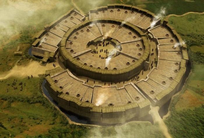 Древний город Аркаим   путешествие за тайной в Россию