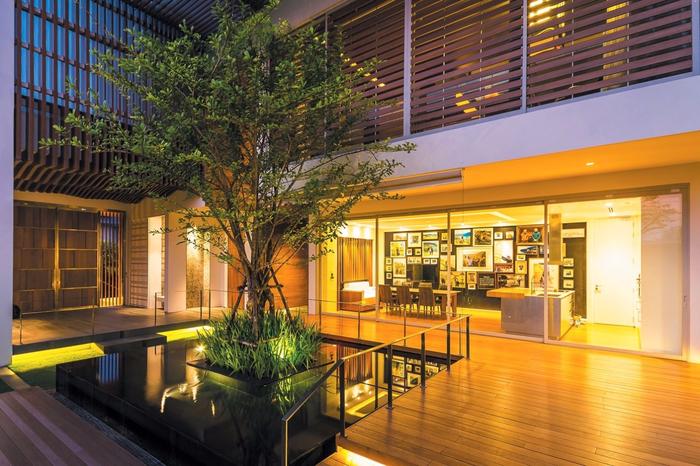 красивый дом с садом 12 (700x466, 450Kb)