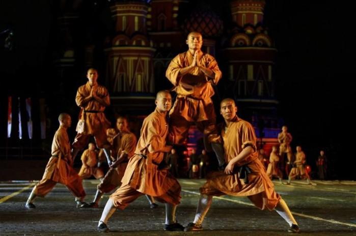 Кунг фу шоу «Последний рубеж»: монахи Шаолиня в Москве приоткроют тайны знаменитого храма