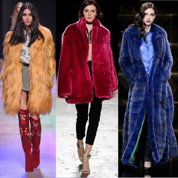 Модные женские шубы осень-зима 2018: тенденции + фото